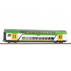 p58806 wagon pietrowy 2kl Koleje Mazowieckie długość 1: 100,  ep.VI  (H0)