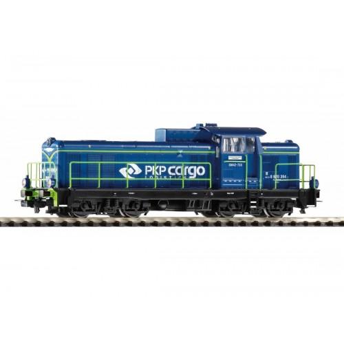 Ponownie w sprzedaży PIKO 59270 lokomotywa spalinowa SM42-733 PKP Cargo (H0)