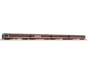 rc74110 zestaw wagonów osobowych A9 i WR    Le Capitole SNCF    ep. III  (H0)
