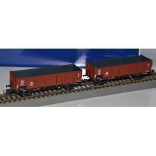 już w sprzedaży Roco 76104 zestaw 2 wagony Wddo PKP ep.IIIc