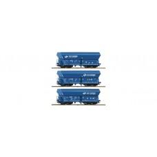 już w sprzedaży Roco 76133 zestaw 3 wagony Falns PKP Cargo