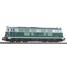 Już w sprzedaży Piko 96307 lokomotywa spalinowa SU45-048 PKP   ep.V (H0)