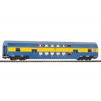 już w sprzedaży PIKO 97085,97086 wagony pietrowe PKP stacja Toruń     ep.V