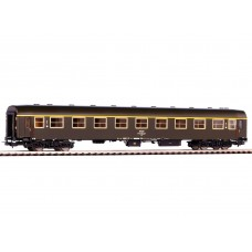 p97603-2  wagon osobowy 1kl. PKP typ. 112A ep.IV (H0)