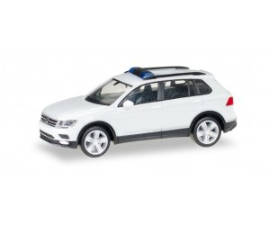 h013109  autko VW Tiguan, biały, MINI KIT , do składania  (H0)