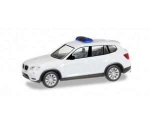 h013130  Herpa MiniKit: auto BMW X3  do składania (H0)