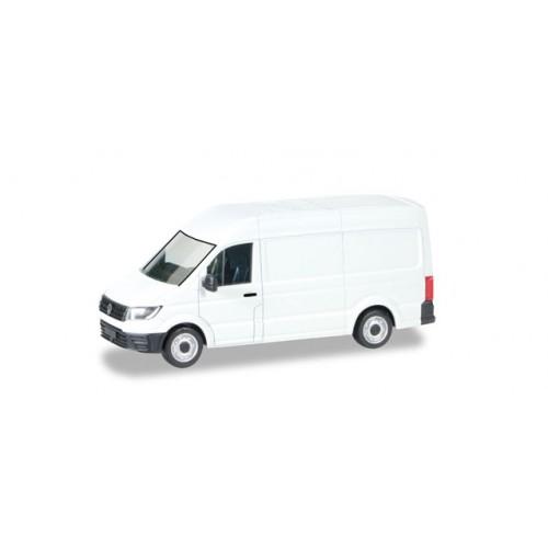 h013178  Herpa MiniKit: auto VW Crafter  do składania (H0)