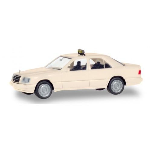 "H094184 auto Mercedes-Benz E-Klasse (W124) ""Taxi""  (H0)"