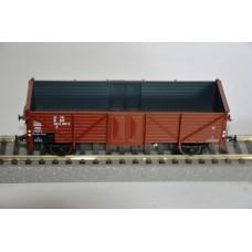 już w sprzedaży ET 20344, 20345 wagony węglarki  PKP ep.III i ep.IV  (H0)