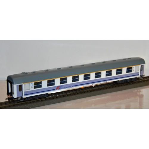 Już w sprzedazy ROBO 2112310;2112410 nowe wagony PKP ICCC 1kl.  ep.VI (H0)