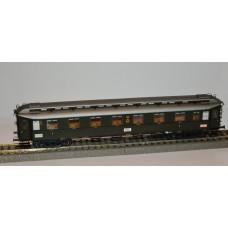 BR2450  wagon osobowy A4u 11193 Mainz   DRG ep. II (H0)