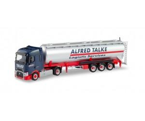 "H310611  auto Renault T Silo-Sattelzug ""Alfred Talke""  (H0)"