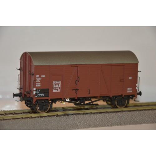 br47932 wagon towarowy Gmrhs 30 SAAR EUROP 22019  ep.III (H0)