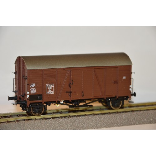 br47934 wagon towarowy Gms 30 OBB Europ 140 651  ep.III (H0)