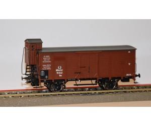 br48238 wagon zakryty Gm 19042 Munster KPEV  ep.I  ( 49780 ) (H0)