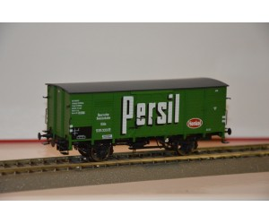 br48259 wagon zakryty G10 Koln 535 333P Persil DRG   ep.II  ( 49780) (H0)