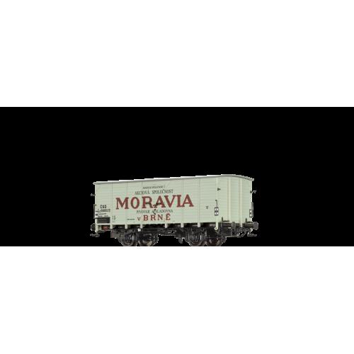 "br49777  wagon towarowy Lp  510 052 [P] Pivovar ""Moravia""  CSD ep.III (H0)"