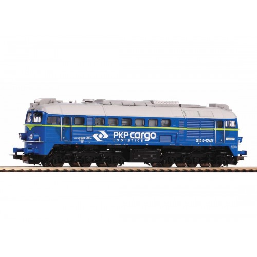 p52812  lokomotywa spalinowa ST44-1240     PKP Cargo  ep.VI  (H0)