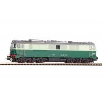 Już w sprzedaży Piko 52860-2 / 52862-2  lokomotywa spalinowa Su46-050 PKP ep.IV  (H0)