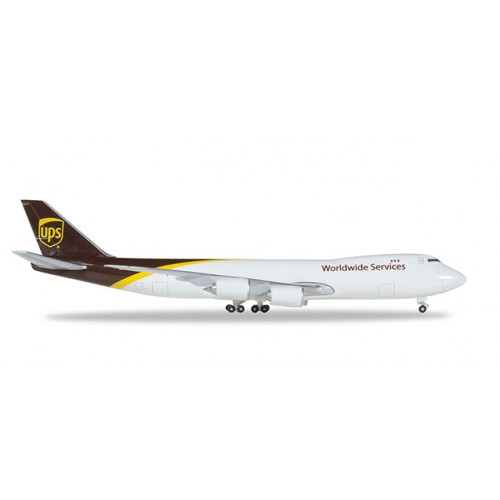 h531023-001  samolot   UPS Airlines Boeing 747-8F - N607UP (1:500)