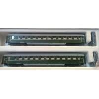 Już w sprzedaży ACME AC55173 zestaw 2  wagony sypialne WLAB4u  SWPS  (CCCP)  1583 i 1549  ep.III (H0)