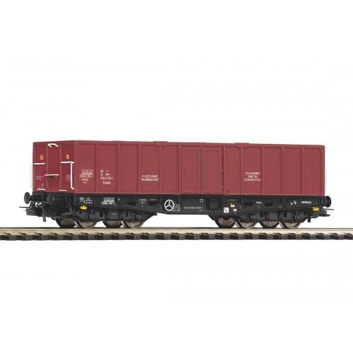 Już w sprzedaży Piko 58416 wagon weglarka Eamos typ  401Zk PKP   ep.V (H0)