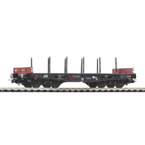 już w sprzedaży Piko 58417 wagon platforma PKP ep.IV (H0)
