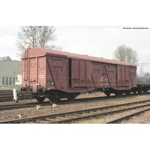 p58376 zestaw 2  wagony zakryte  typ  401K Gags  PKP    ep.IV  (H0)