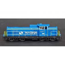 Już w sprzedazy Piko 59270-2  Lokomotywa spalinowa SM42-1023 PKP Cargo ep. VI (H0)