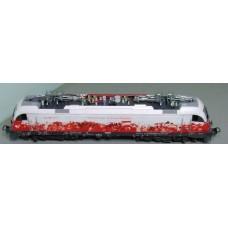 """P59917 lokomotywa elektryczna  HUSARZ 9151 5 370 005-8 PL- PKP IC  """"NIEPODLEGŁA """"  ep.VI (H0)"""