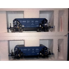 Już w sprzedaży AM600010 zestaw 2 wagony 411VB PKP Cargo ep.VI (H0)