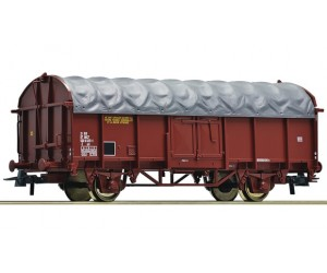 RC66867  wagon towarowy plandekowy seria T SNCF  ep.IV (H0)