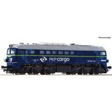 Już w sprzedaży Roco 73778 / 73779 lokomotywa spalinowa ST44-324 PKP Cargo ep.VI (H0)