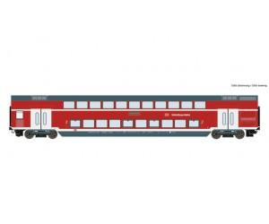 RC74157  wagon pietrowy  DB AG  Bahnland-Bayern ep.VI  (H0)