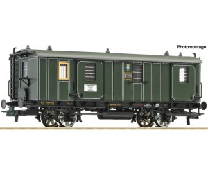 RC74902 wagon bagażowy  K.Bay.Sts.B.   ep.I (H0)