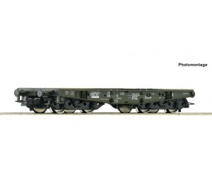 rc76391 wagon platforma  Deutschen Bundeswehr DB  ep.V (H0)