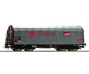 RC76450  wagon towarowy Shimms ERMEWA  SNCF  ep.VI (H0)