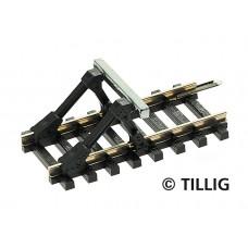 TI83100 tor prosty G4  41.5mm z zakończeniem toru (TT)