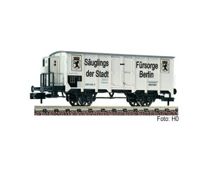 FL834609 wagon chlodnia KPEV Berlin 600301  ep.I (N)