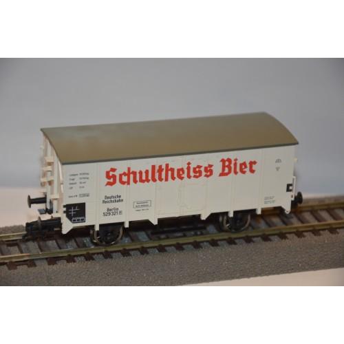 FL865349  wagon chłodnia Brauerei Schultheiss 529 321P Berlin  DRG  ep.II  (49236) (H0)