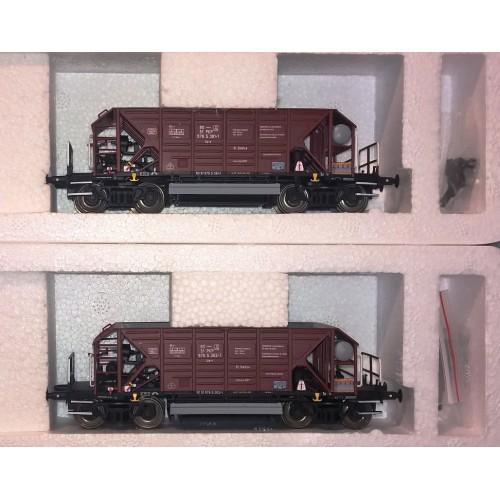 Już w sprzedaży AM900004 zestaw 2 wagony 411VB PKP ep.V (H0)