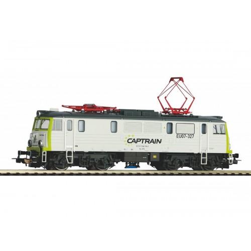Już w sprzedaży Piko 96376 lokomotywa EU07-327 Captrain ep.VI (H0)