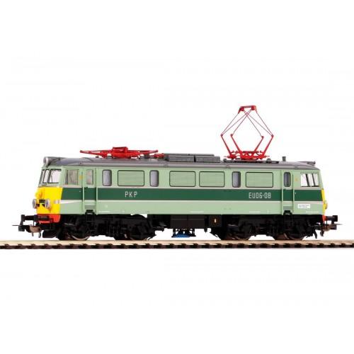 Już w sprzedaży Piko 96377 lokomotywa elektryczna EU06-08  PKP ep.V (H0)