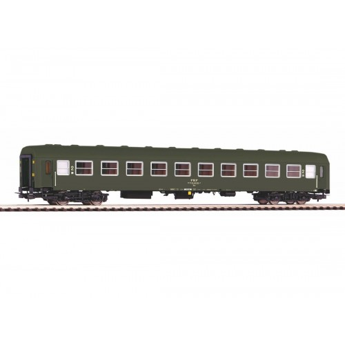 Już w sprzedaży wagony  Piko PKP 97602-2; 97603-2; 97608; 97610