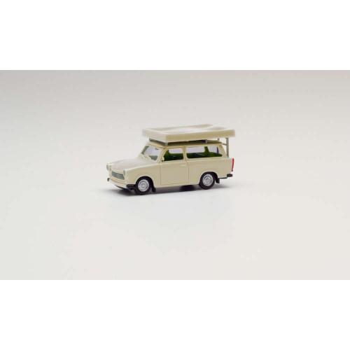 Herpa 024181-002  auto Trabant 601 Uniwersal biały perłowy  (H0)