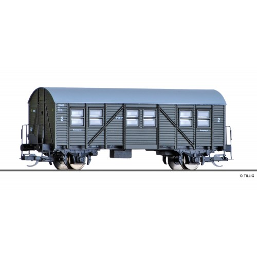 Tillig 13296 wagon osobowy 2kl.  PKP 28 552  Bti ep. III (TT)