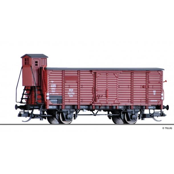 Tillig 17362 wagon zakryty Kdth  PKP 133 752 ep. III (TT)