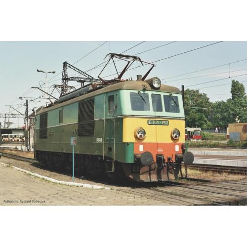 piko 51600   lokomotywa elektryczna ET21-157 Lok. Karsznice    PKP ep.IV / V  (H0)