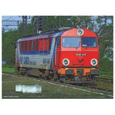 p52866 lokomotywa spalinowa SU46-032  PKP Cargo  ep.VI   (H0)