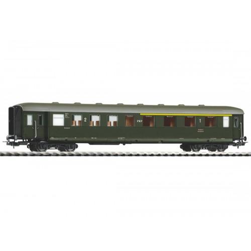 Już w sprzedaży Piko 53282,53283 wagony osobowe PKP ep.III (H0)